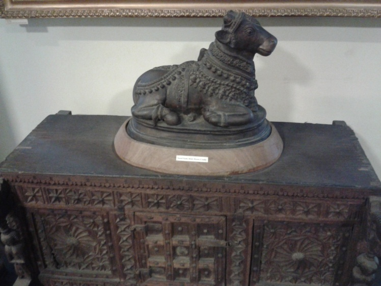 Metal- craft from South India