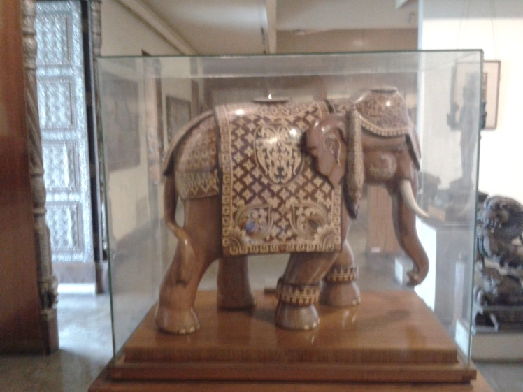 An Elephant from South India