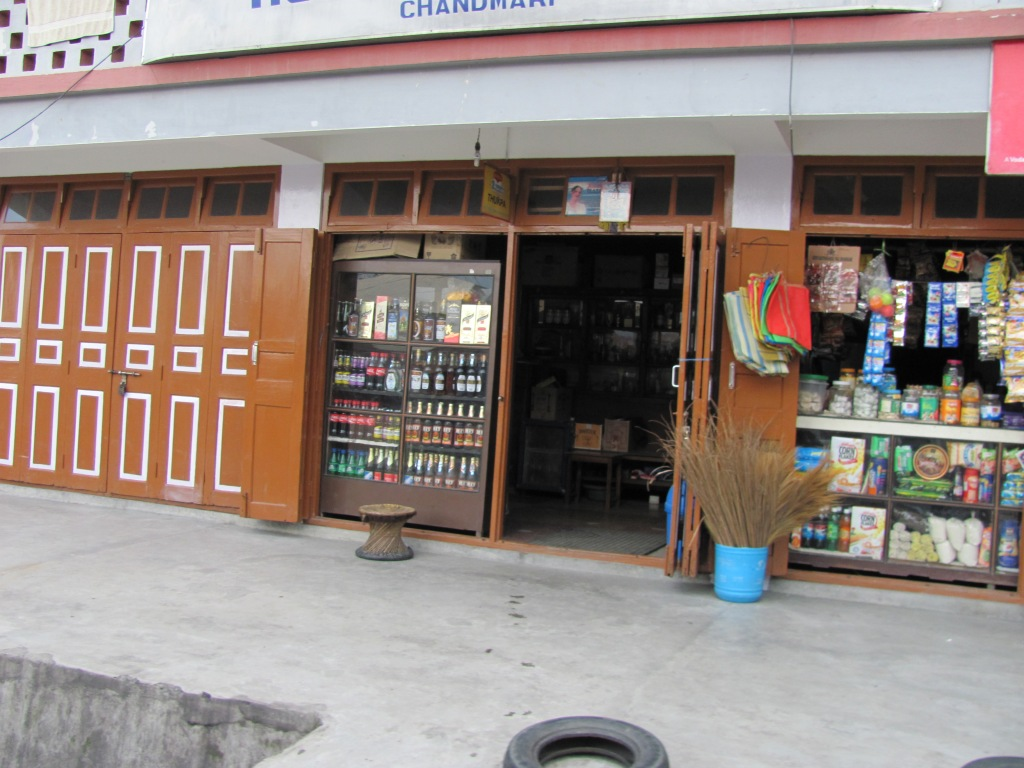 In Gangtok
