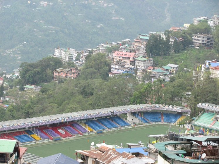 In Gangtok