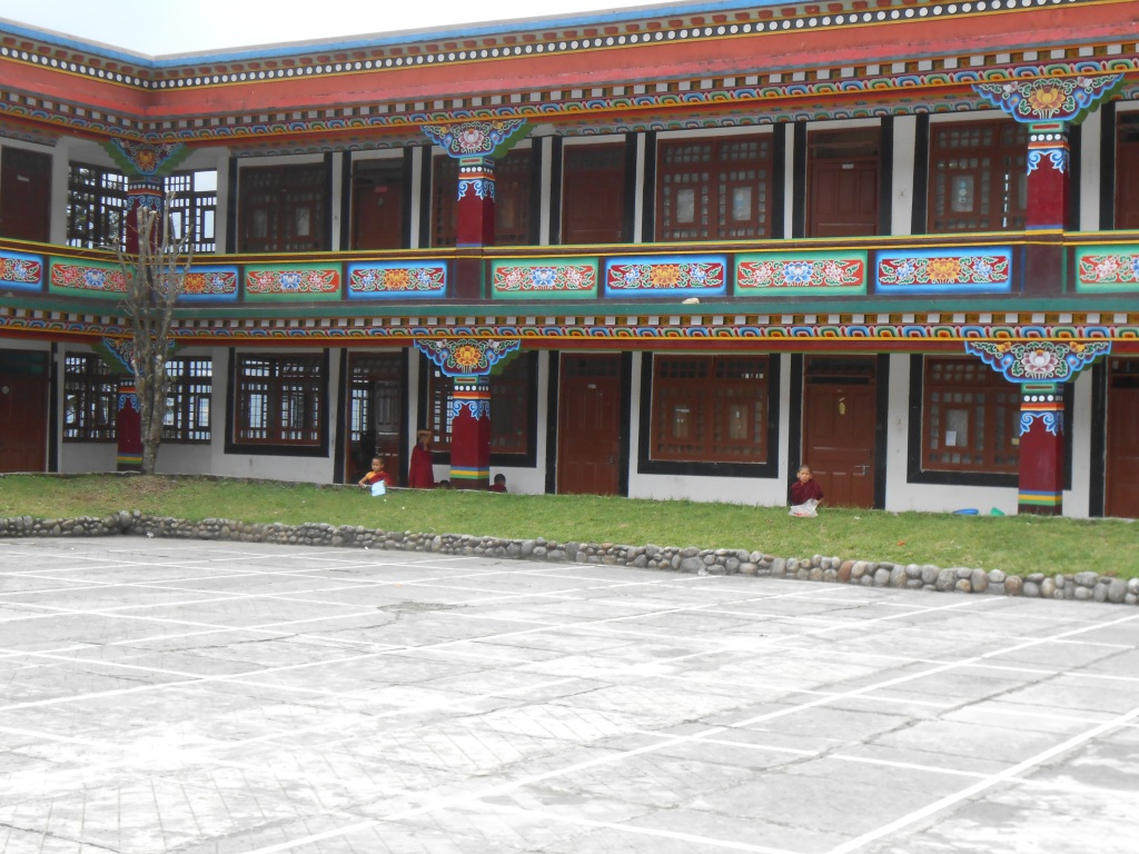 School Rooms at the Ranka Monastry