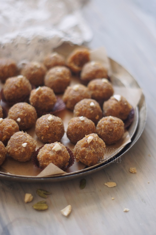 coconut and Jaggery