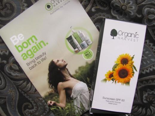 the-idea-bucket-blog-the-autor-portal-orhanic-harvest-sunscreen-spf-60-review