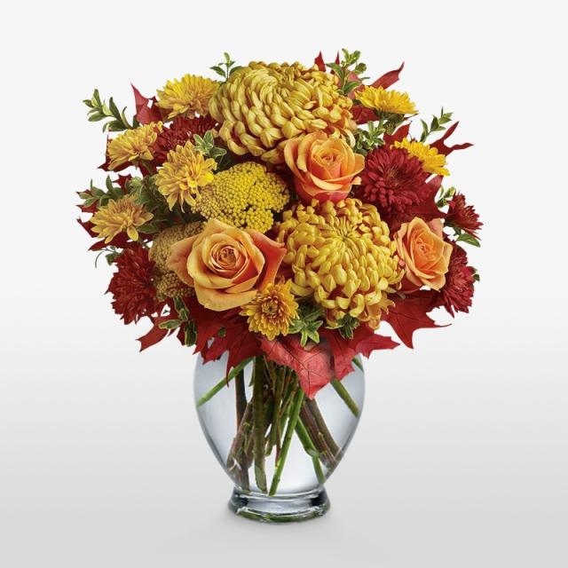 This beautiful arrangement is