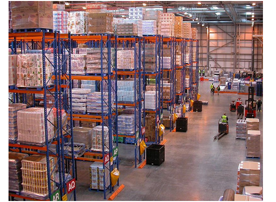 warehouse management for business