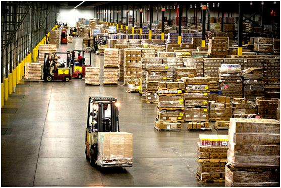 warehouse management for enterprise