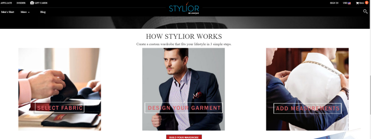 how stylior works